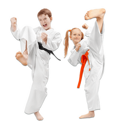 Martial Arts Lessons for Kids in North Richland Hills TX - Kicks High Kicking Together